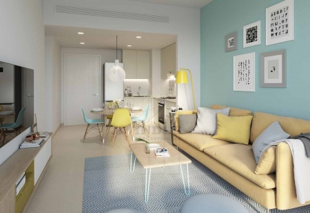 Preview UNA Studio Apt Offers 40/60 Payment Plan